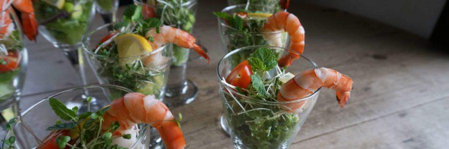 Appetizers autumn 「スタッフが作る家庭料理で忘年会」本日開催