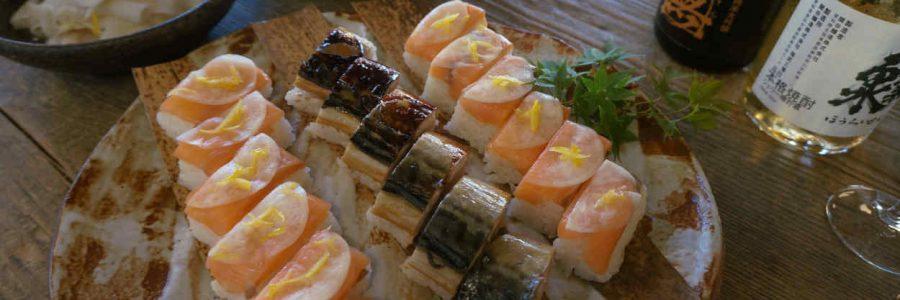 お寿司2種