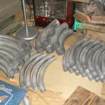 錫製蛇管製造風景-7