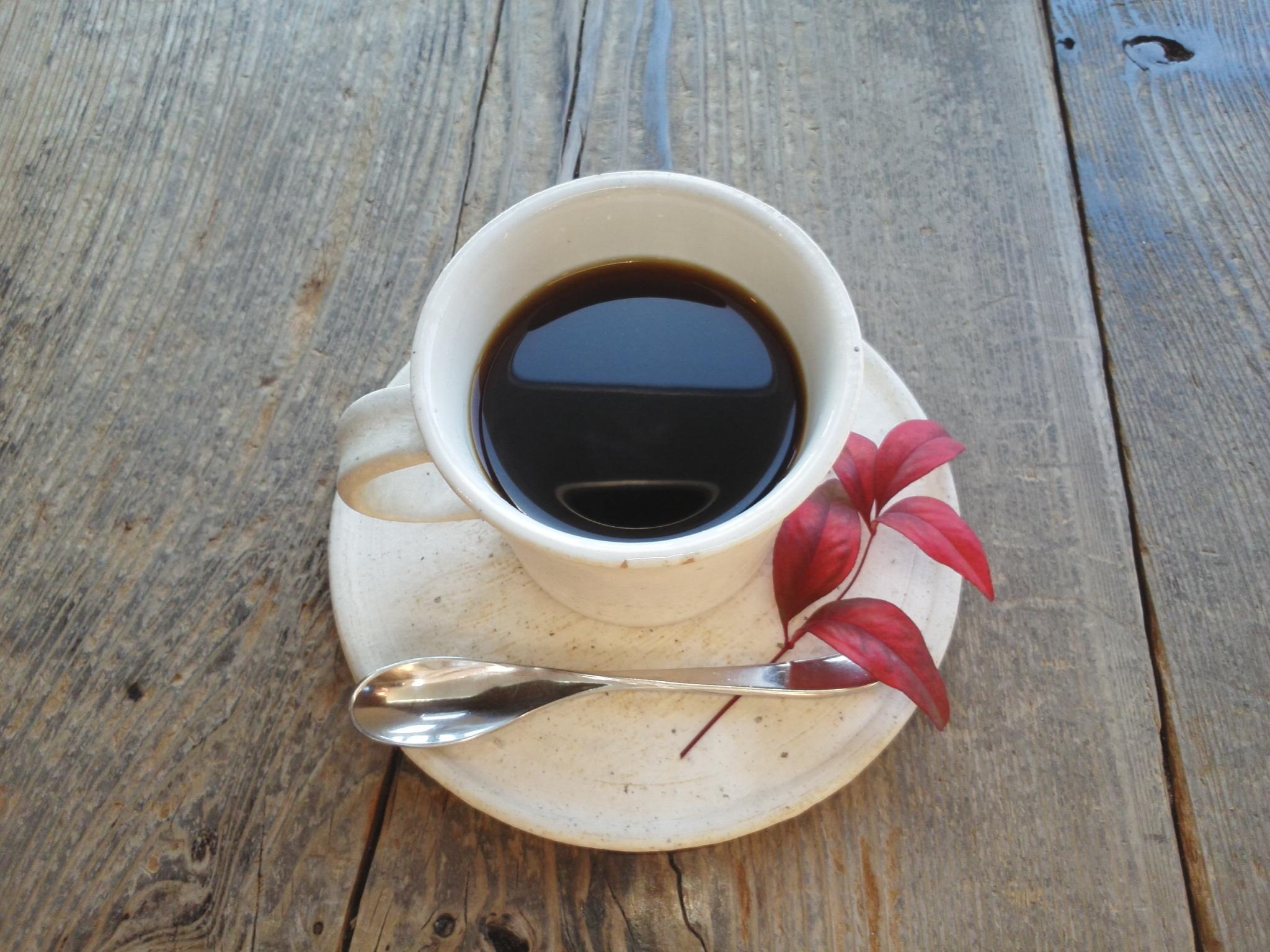 茶房~季節のブレンド珈琲